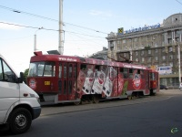 Днепропетровск. Tatra T3 №1386