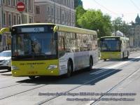 Санкт-Петербург. Golden Dragon XML6112 ах303, Golden Dragon XML6112 ах309