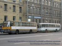 Санкт-Петербург. Ikarus 260 (280) в216ае, ЛиАЗ-5256 в854кх