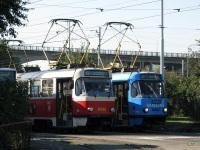 Прага. Tatra T3 №8432, Tatra T3 №8402