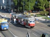 Прага. Tatra T3 №8360, Tatra T3 №8361