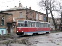 Новочеркасск. 71-605 (КТМ-5) №157