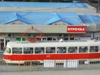 Донецк. Tatra T3 №177