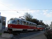 Донецк. Tatra T3 №128, Tatra T3 №162
