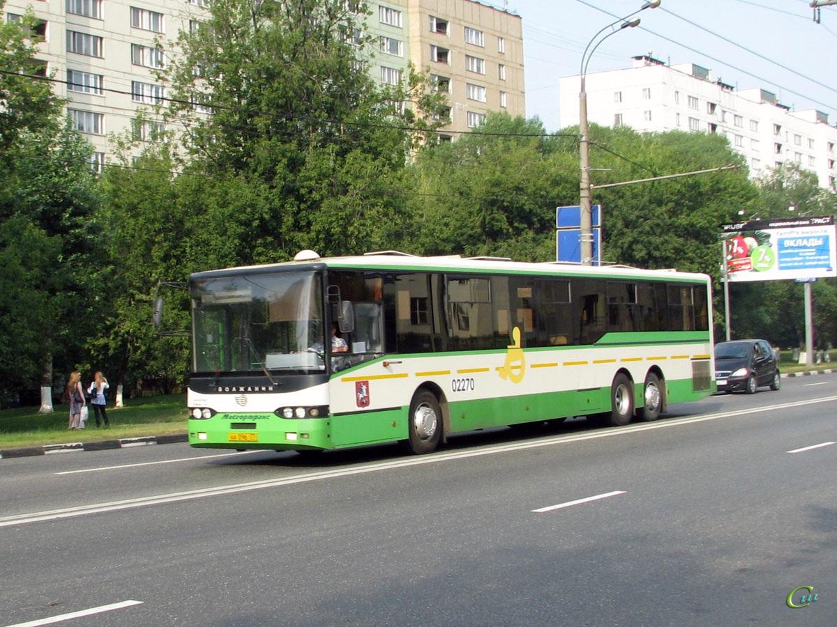 Москва. Волжанин-6270.10 аа096
