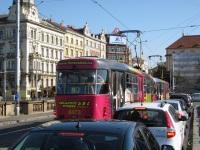 Прага. Tatra T3R.P №8473