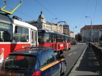 Прага. Tatra T3 №8369, Tatra T3 №8368