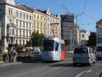 Прага. Škoda 14T №9142