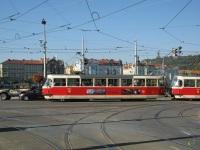 Прага. Tatra T3 №8548