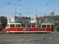 Прага. Tatra T3 №8549