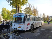 Москва. Mercedes O307 ах126