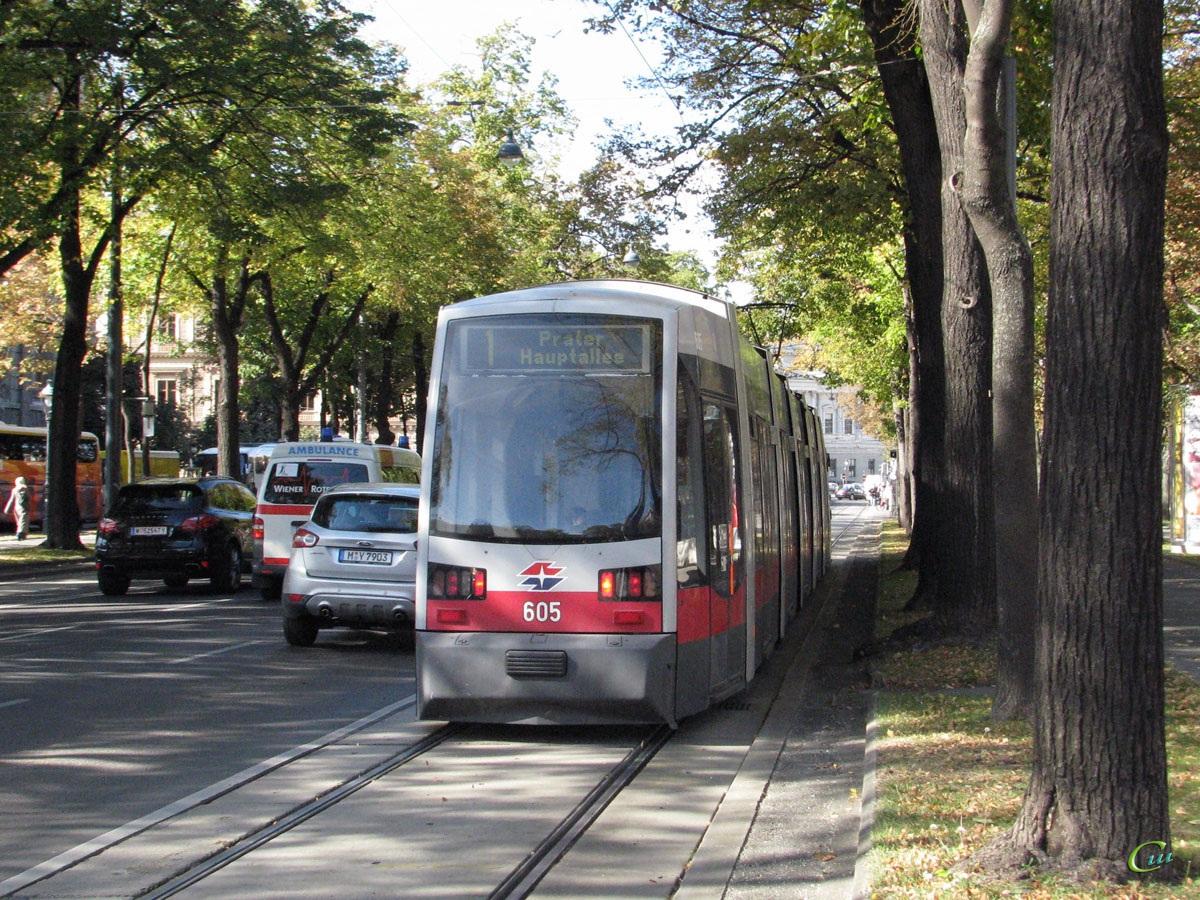 Вена. Siemens ULF-B №605