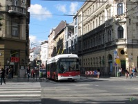 Будапешт. Solaris Trollino 12B №602