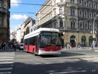 Будапешт. Solaris Trollino 12B №615