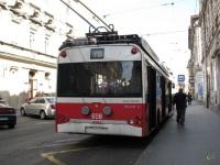 Будапешт. Solaris Trollino 12B №608