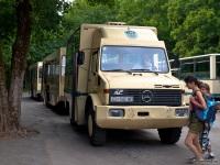 Ровинь. Mercedes Unimog GS 042-NP