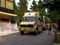 Ровинь. Mercedes Unimog GS 041-NP