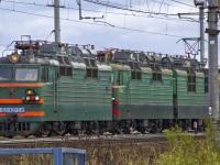 Вологда. ВЛ80с-1985, ВЛ80с-2008
