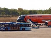 Пула. Eurobus AE141A №(б/н)
