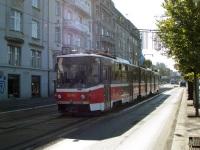 Прага. Tatra KT8D5 №9048