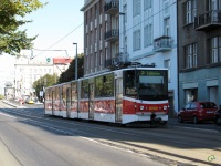 Прага. Tatra KT8D5 №9060