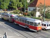Прага. Tatra T3 №8380, Tatra T3 №8381