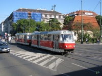 Прага. Tatra T3 №8234, Tatra T3 №8235