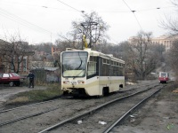 Новочеркасск. 71-619К (КТМ-19К) №205, 71-605 (КТМ-5) №156