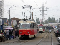 Киев. Tatra T3 №5606, Tatra T3UA-3 №600