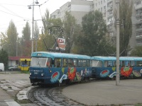 Киев. Tatra T3 №5951, Tatra T3 №5910