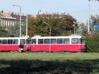 Вена. Lohner E2 №4303, Bombardier c5 №1503