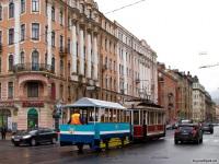 Санкт-Петербург. Brush №1028, Конка №114