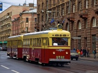 Санкт-Петербург. ЛМ-47 №3521, ЛП-47 №3584