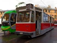 Санкт-Петербург. ЛМ-68 №6249, ЛМ-68М2 №7577