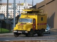 Минск. Машина службы контактной сети на шасси ЗиЛ-4333