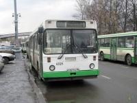 Москва. ЛиАЗ-5256.25 р067ро