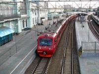 Москва. ЭД4МКМ-АЭРО-0001