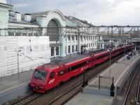 Москва. ЭД4МКМ-АЭРО-0004