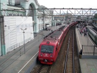 Москва. ЭД4МКМ-АЭРО-0005