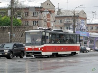Ижевск. Tatra T6B5 (Tatra T3M) №2040