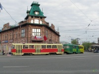 Нижний Новгород. Tatra T3SU №2672, Tatra T3SU №2673