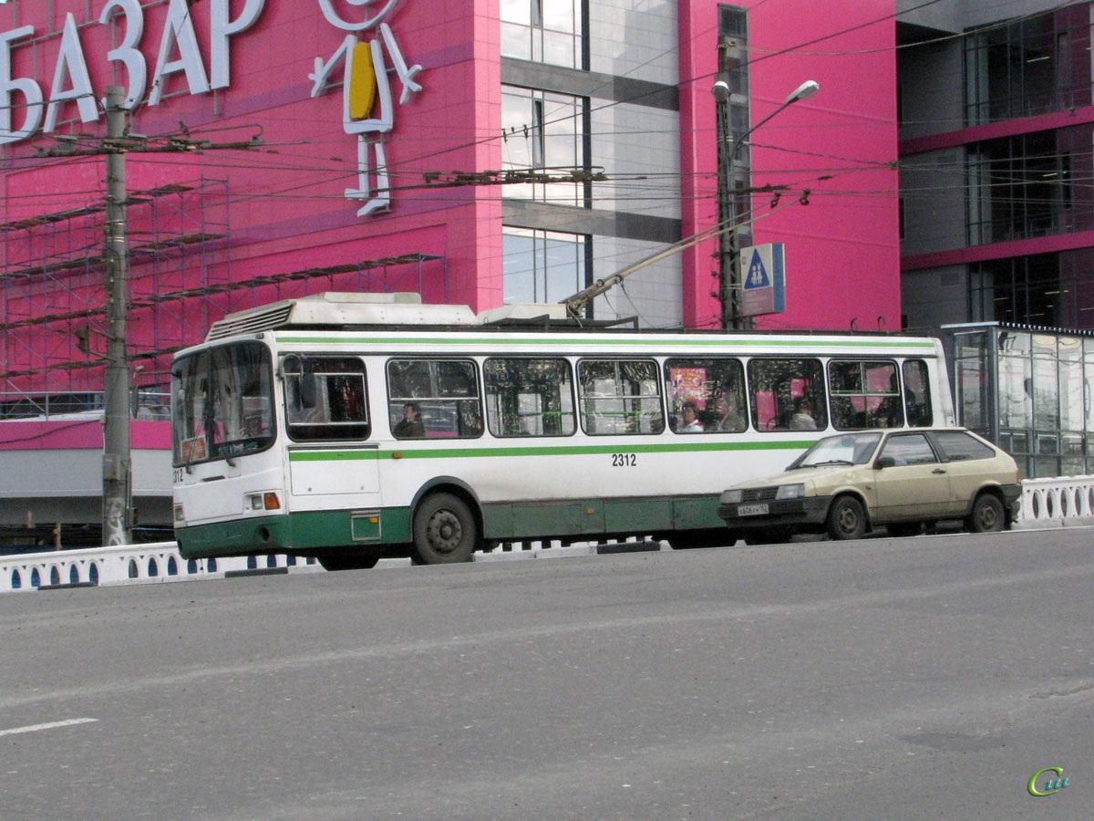 Нижний Новгород. ВЗТМ-5280 №2312