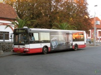 Прага. Renault Agora S/Karosa Citybus 12M AKA 52-42