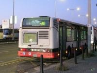 Прага. Irisbus Agora S/Citybus 12M 1A6 8087