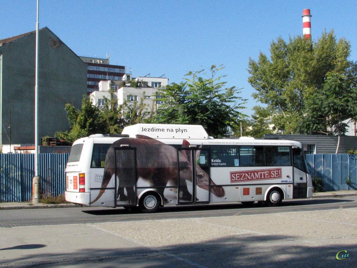 Прага. SOR B 10.5 4A6 0317