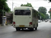 Таганрог. Hyundai County SWB ка485