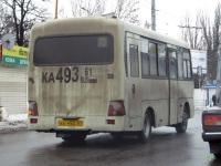 Таганрог. Hyundai County SWB ка493