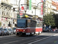 Прага. Tatra T6A5 №8722, Tatra T6A5 №8727
