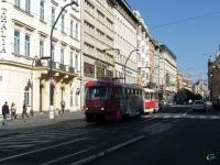 Прага. Tatra T3 №7116, Tatra T3 №7117