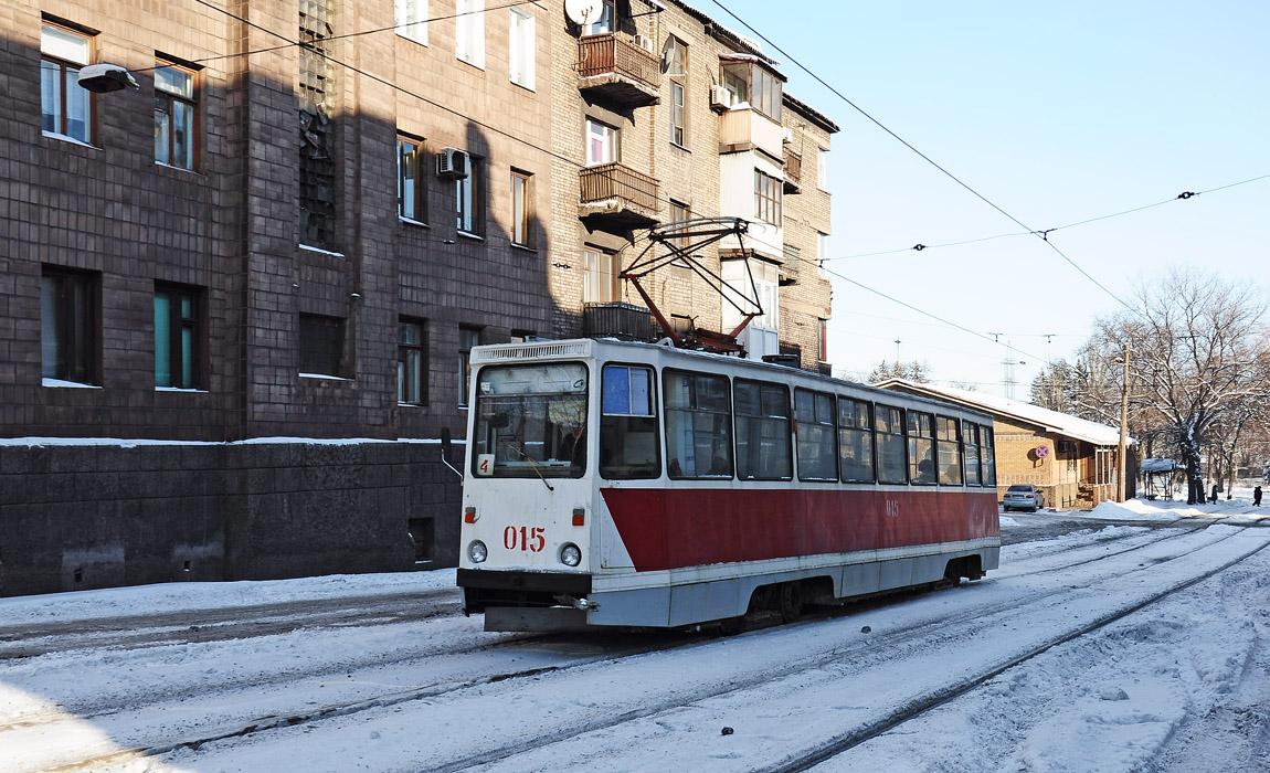 Енакиево. 71-605 (КТМ-5) №015